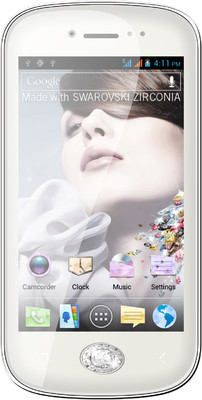 Micromax Bling 3 A86 (White)