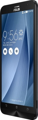 Asus Zenfone 2 (Silver, With 4 GB RAM, With 1.8 GHz Processor, With 16 GB)